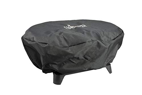 Lodge AT-410 Fits (Model L410) Sportsman's Grill Cover, One Size, Black