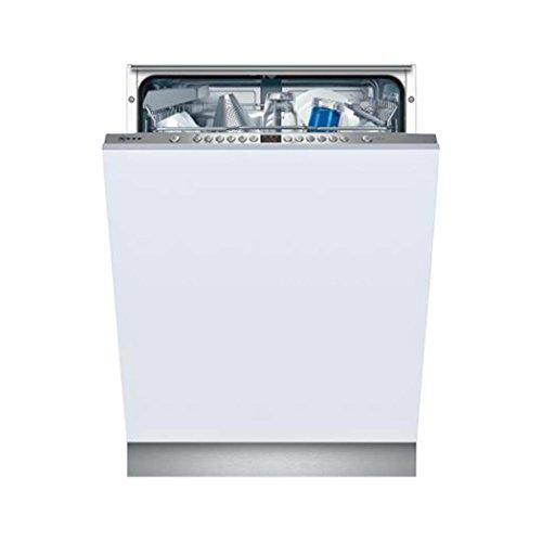 Neff S52P65X0EU A scomparsa totale 13coperti A++ Acciaio inossidabile, Bianco lavastoviglie