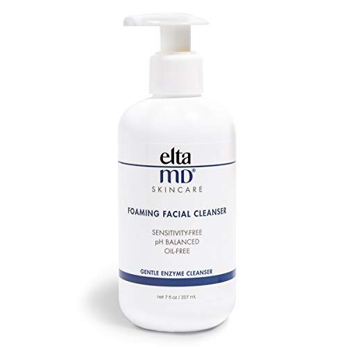 EltaMD Foaming Facial Cleanser, Gentle Face Wash for Acne, Oil-free, Sensitivity-free,...