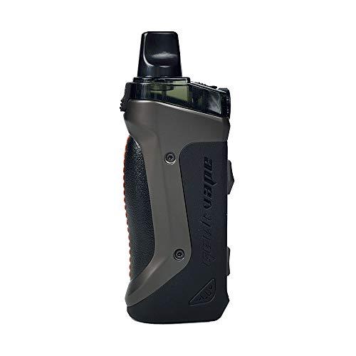 Geekvape Aegis Boost Pod Mod Kit 1500mAh Black Vape, sin líquido, sin nicotina,negro