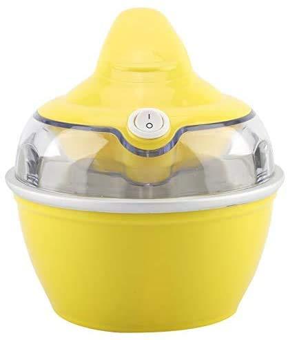 LLYY Myonly Portable Child Ice Cream Machine Automatico Casa Fai da Te Gelato Frutta Gelatiere per Uso Domestico