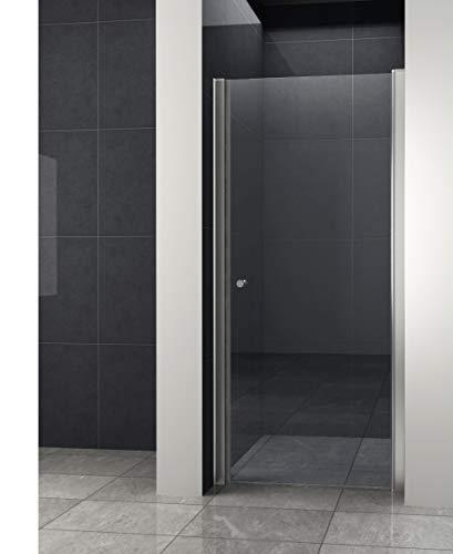 6 mm Nischentür KYLIAN 95 x 190 cm/Nische Duschtür Duschkabine Dusche Duschwand