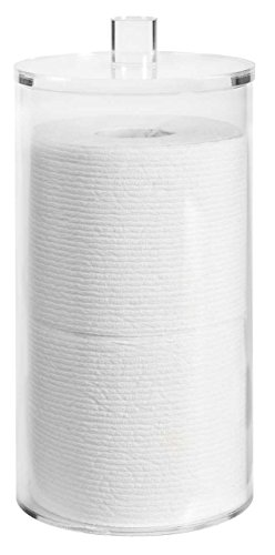Top 10 best selling list for acrylic toilet paper holder stand