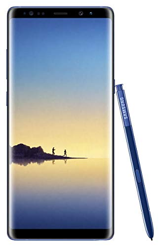 Samsung Galaxy Note 8 N950U 64GB Unlocked GSM 4G LTE Android Smartphone w/Dual 12 MegaPixel Camera...