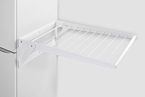 Hailo Laundry Area Küchen-Abfalleimer, Weiß, One Size