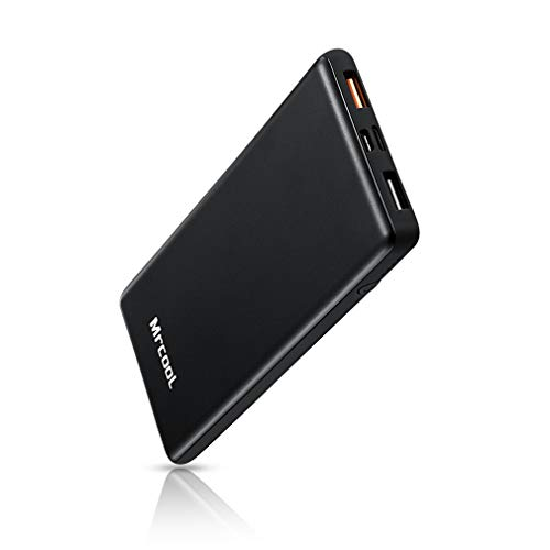 MRCOOL モバイルバッテリー 10000mAh PD3.0対応 QC3.0対応 USB-Cタイプ バッテリー 持ち運び充電器 大容...