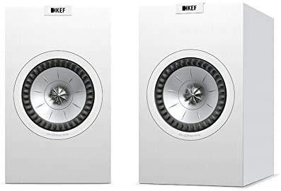 'KEF Q150 witte luidspreker - luidspreker (luidspreker, XLR, bodem, stand-mountable, gesloten, 2,54 cm (1 inch), 13,3 cm (5,25))