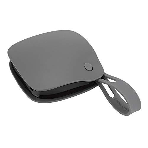 Réchauffeur de Main Mini Portable Anti-déflagrant USB Rechargeable Double Face Chauffage Réchauffeur de Main Mobile Power Bank pour Home Office(03)
