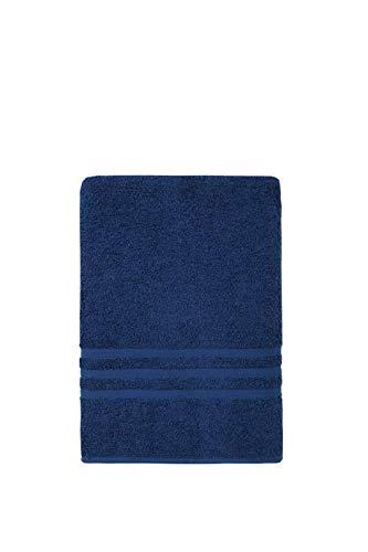 Ozan Premium Home Sienna Luxury Collection - Toalla de baño (azul crepúsculo)