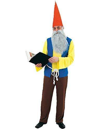 Déguisement Adulte Gnome Grincheux - Taille Homme Adulte TailleUnique