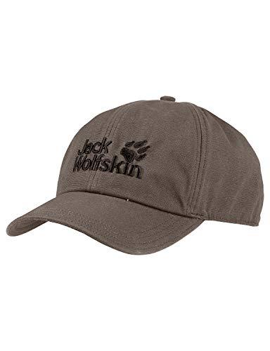 Jack Wolfskin Kappe Baseball Cap, siltstone, ONE SIZE (56-61CM)