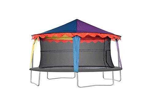 JumpKing 14ft x 17ft Circus Tent