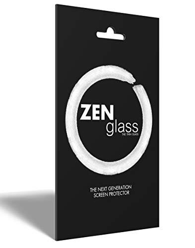 ZenGlass I 2 Stück Blickschutzfolie kompatibel mit Asus ZenPad 3S 10 LTE (2017 / Z500KL) (Im Querformat) Sichtschutz-Folie I Bildschirm-Schutzfolie I Privacy-Screen