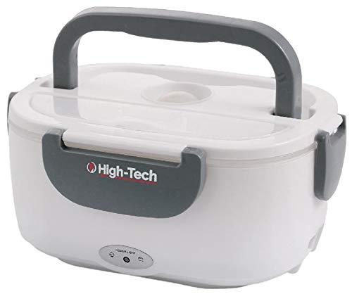 High-tech Scaldavivande Portatile Elettrico 40w Con Posate Vaschetta Removibile Da 1 Litro Con Doppio Scomparto