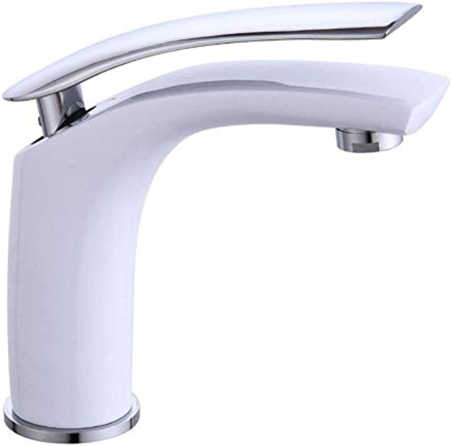 Bathroom Faucet Faucet Water Saving Bathroom Home Application Abs Pure Copper Cold and Hot Removable Taps