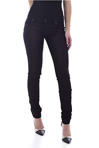 DIESEL Jean Skinny Stretch Brut - - Taille : 23/32Femme