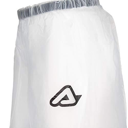 Acerbis Regenhose Clear Rain 3.0 Transparent Gr. S/M - 3