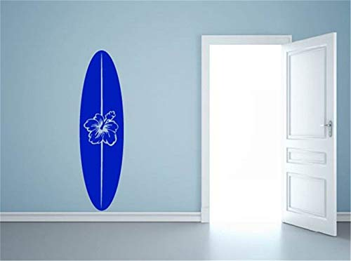 pegatinas de pared star wars Calcomanía de tabla de surf para sala de estar o dormitorio