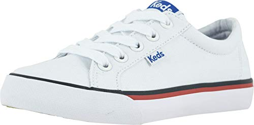 Plain White Canvas Child Shoes