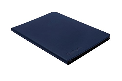 """Silver HT - 9,7"""" Samsung Galaxy Tab S3 Hülle. Gehäuse mit Halterung und Auto-Off-Funktion. Superschlankes und leichtes Design."""