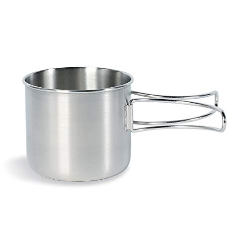 Tatonka Becher Handle Mug, stainless steel