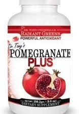 Dr. Tony's Pomegranate 売り出し 予約販売 Plus 9.8 OZ