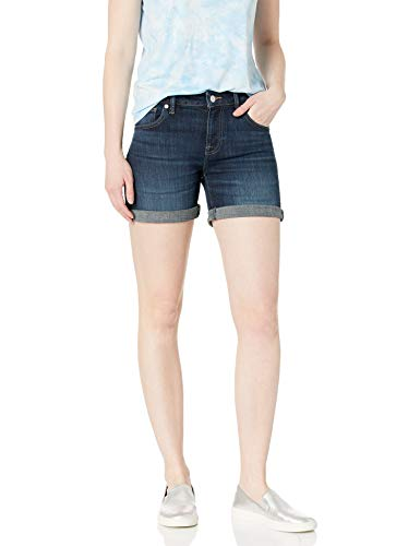 Lucky Brand Women's Mid Rise Roll Up Short, Wisconsin, 27