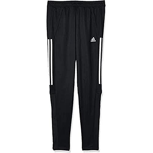 adidas Damen CON20 TR PNT W Sport Trousers, Black/White, M