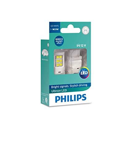 Oferta de Philips Ultinon LED foco de señalización para automóvil (W21W white)