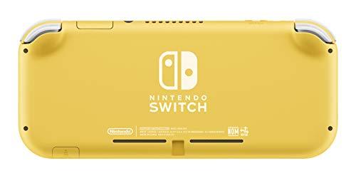 Console Nintendo Switch Lite - Jaune - 1