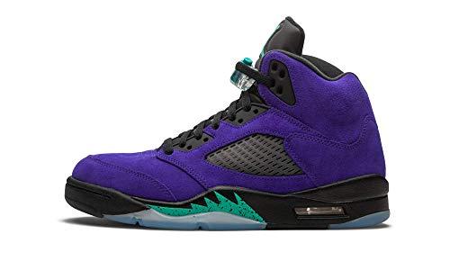 Jordan Mens Air 5 Retro Alternate Grape 136027 500 - Size 7
