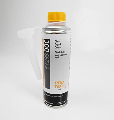 PRO TEC DOC Diesel Organic Cleaner P1293 375ml Bakterizidfrei gegen Dieselpest