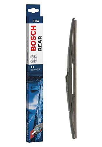Bosch Scheibenwischer Rear H357, Länge: 350mm – Scheibenwischer für Heckscheibe