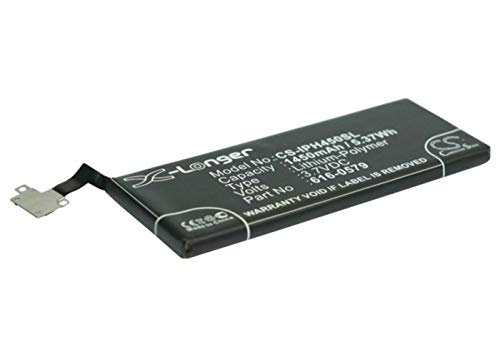 VINTRONS 1450mAh Battery for Apple iPhone 4S 32GB, iPhone 4S 64GB, MD276LL/A, MD278LL/A,