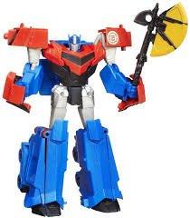 Transformers Hasbro B0911, Guerreros Rid, Optimus Prime