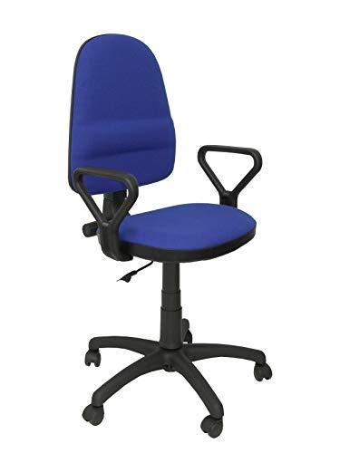 5 sterren stoel met vaste armen, andere, blauw, 41,00 x 58,00 x 113,50 cm