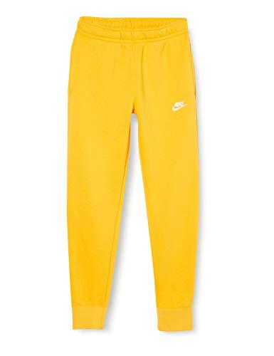 Nike M NSW Club Jggr BB, Pantaloni Sportivi Uomo, University Gold/University Gold/White, XS