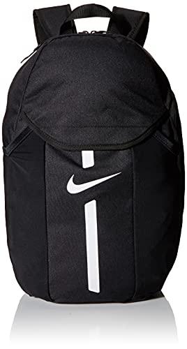 NIKE NK ACDMY Team BKPK-SP21 Sports Backpack, Womens, Black/Black/(White), MISC