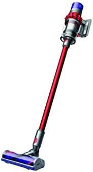 Dyson V10 Motorhead Sin Bolsa 0.54L Níquel, Rojo - Aspiradora Escoba (Sin Bolsa, Níquel, Rojo, 0,54 L, Secar, Ciclónico, 87 dB): Amazon.es: Hogar