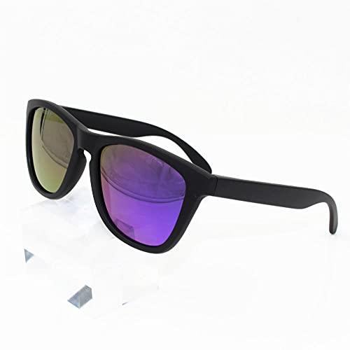 WQZYY&ASDCD Gafas de Sol Gafas De Sol De Moda Gafas Polarizadas Camping Hombres Mujeres Deportes Gafas De Sol Gafas De Tendencia Gafas De Conducción-Frogss_6