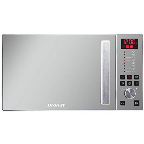 Brandt GE2626W Comptoir Micro-onde combiné 26L Blanc micro-onde - Micro-ondes (Comptoir, Micro-onde combiné, 26 L, boutons, Blanc, 1000 W)