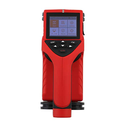 Graigar JW-GY71 NDT Integrated Rebar Scanner Integrated Rebar Locator Deep Concrete Scanner NDT Testing Steel Bar Scanner