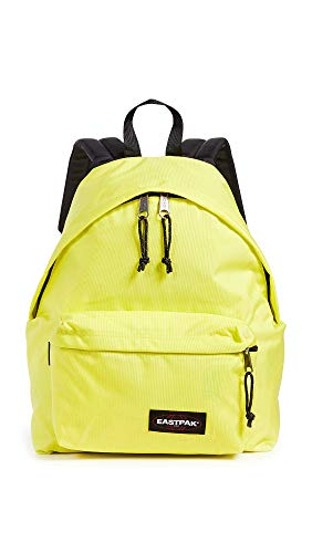 Eastpak Padded Pak'R Rucksack, 40 cm, 24 L, Gelb (Young Yellow)