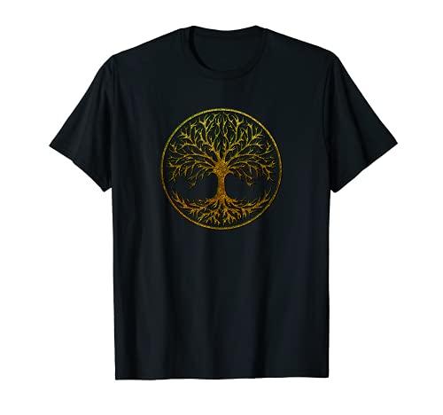 Yggdrasil, Celtic tree of life, Norse mythology T-shirt