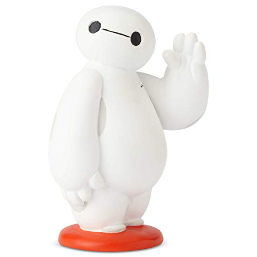 Enesco Disney Showcase Collection Big Hero Six Baymax winkende Figur, 7,9 cm, Weiß