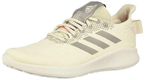 adidas SENSEBOUNCE + Street W, Zapatillas de Running Mujer, Alumina/Dove Grey/Crystal White, 38 2/3 EU 🔥