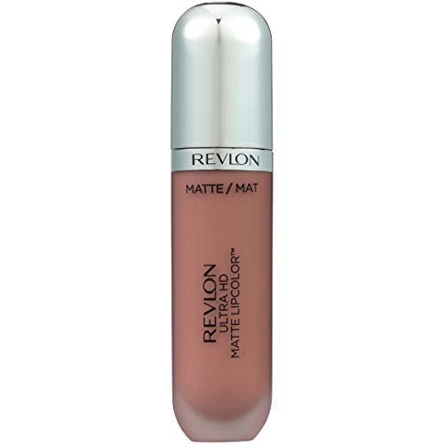 Revlon Ultra HD Matte Lip Color HD Seduction 630, 1er Pack (1 x 6 g)