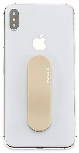 MOMOSTICK - El original! Soporte de dedo para teléfono móvil – Soporte de móvil para teléfono móvil – anillo de celular para iPhone Samsung Huawei (Serie Matt - Naturaleza)