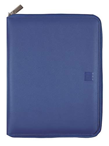 Finocam – 2022 1 Day Page Diary, January 2022 to December 2022 (12 months) 1000 – 155 x 215 mm Open Zip Organiser Catalan Blue