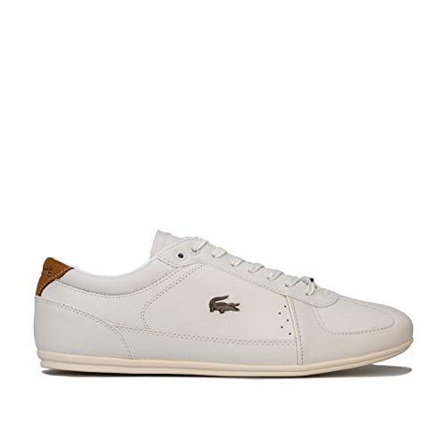 Lacoste Evara 319 Low Profile - Zapatillas deportivas para hombre, color blanco